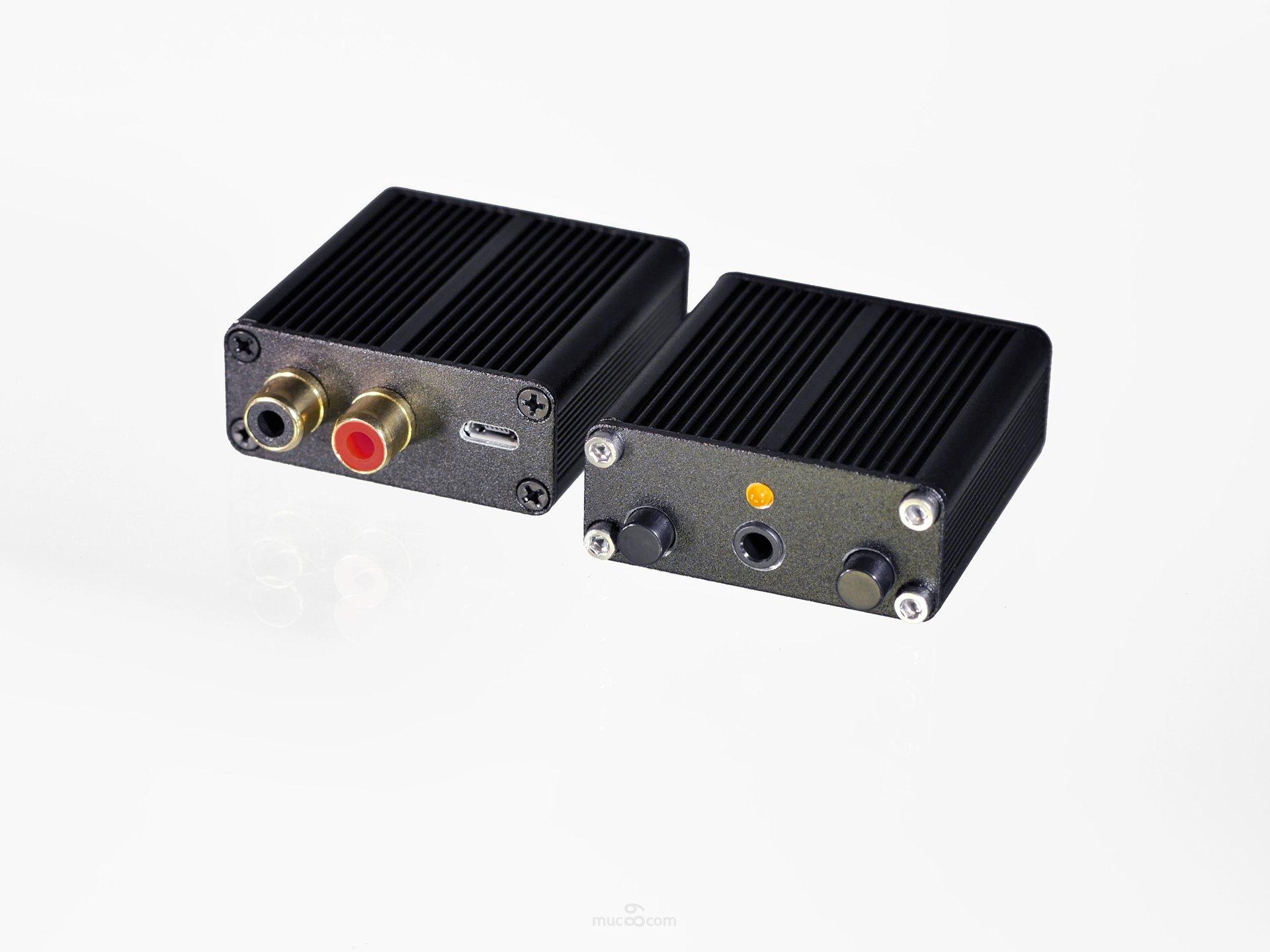 HIRESFI USB DAC ESS9023 muc89